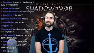 Nazgul Ice + Fear Build, a Pixel Caragor, Community Fortress Assaults and Screenshots: Shadow of War