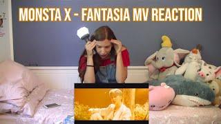 [KOR/ENG SUB]  MONSTA X (몬스타엑스) 'FANTASIA' MV Reaction