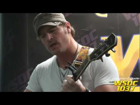 "103.7 WSOC: Jerrod Niemann sings ""What Do You Want From Me"""