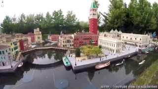 Путевые Заметки.Германия,август 2015:часть 3 - прогулка по LEGOLand, ч.1 - мини мир из lego(Продолжаем