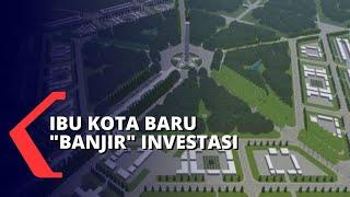 Lewat Forum Internasional Presiden Jokowi Ajak Investor Asing Berinvestasi di Ibu Kota Baru