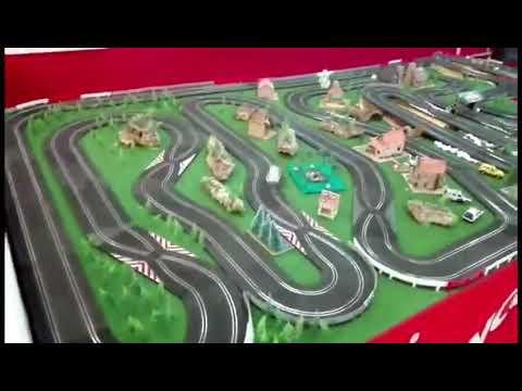 Tramos del II Open de Parla Slot Racing 2017