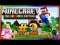 Let's Show MINECRAFT WII U EDITION | Mario Mashup Pack | Mario-Welt Part 2