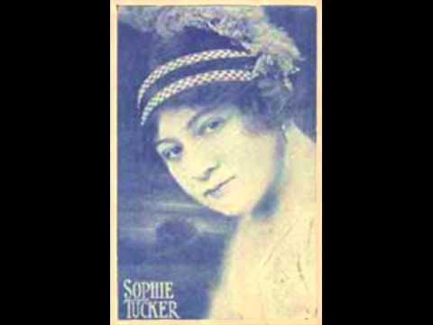 Sophie Tucker - That Lovin' Rag 1910 Edison Standard Record
