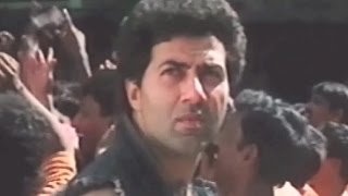 Sunny Deol's Trick of Catching the Goons - Hindi Action Comedy Scene | Narsimha