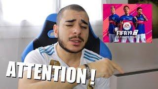 FIFA 19 - N'ACHETEZ PAS LE JEU AVEUGLEMENT !
