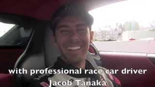 Lexus LFA Hot Lap Long Beach Grand Prix 2013 HD