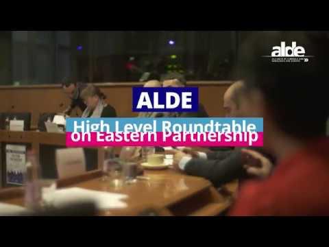ALDE High Level Roundtable on Eastern Partnership