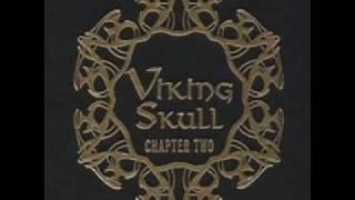 Blackened Sunrise - Viking Skull
