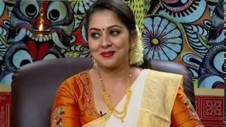 Sreeya Remesh Jai Hind Interview 1