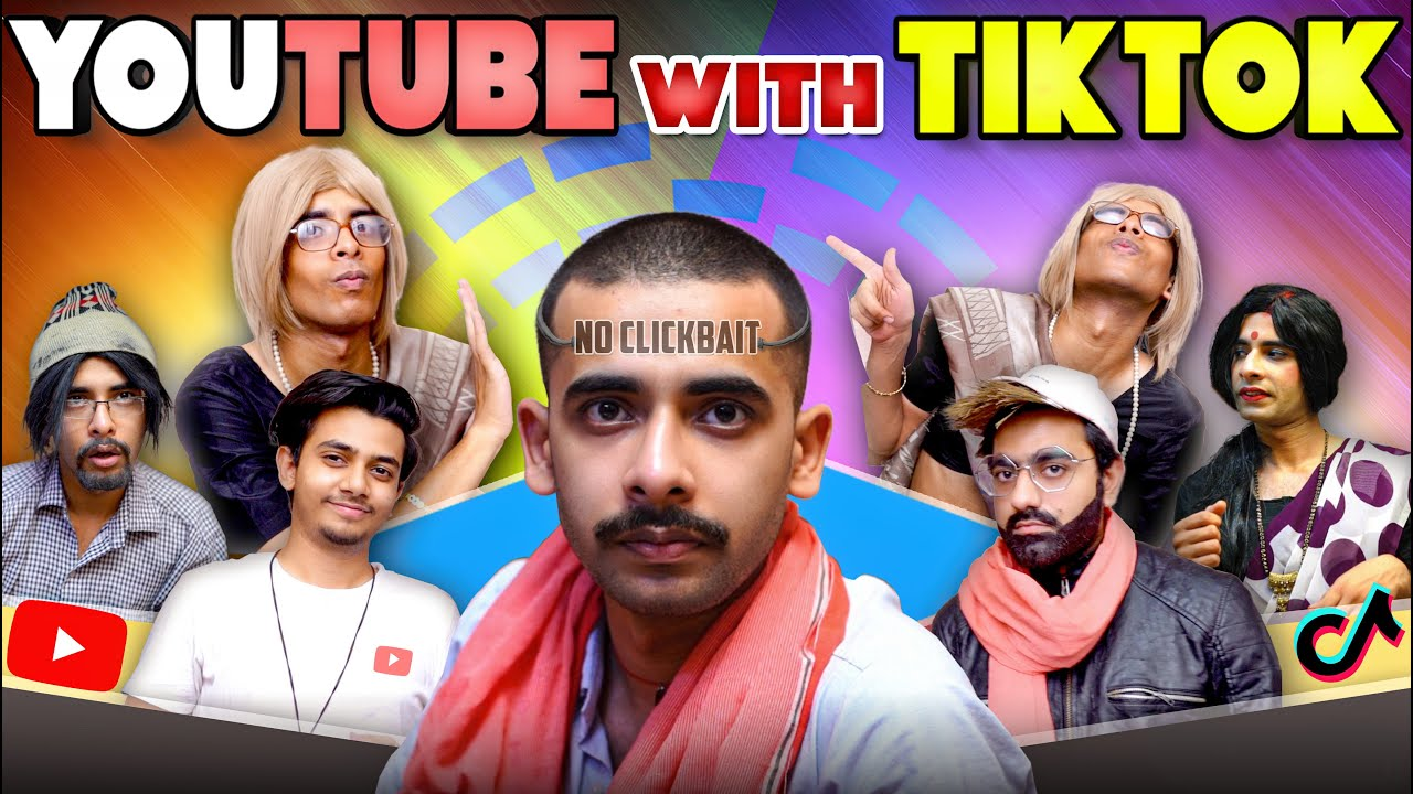 Youtube With TikTok | Gaurav Arora