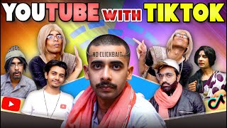 Youtube With TikTok | Gaurav Arora