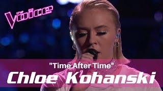 Chloe Kohanski 34 Time After Time 34 The Voice