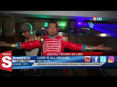 DJ BoBo Peruano (Andy Hiller) - LOVE IS ALL AROUND (Tributo a DJ BoBo)
