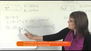 Cálculo de Caudales - MasterD