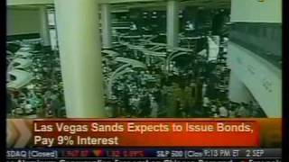 Las Vegas Sands Takes On More Debt - Bloomberg