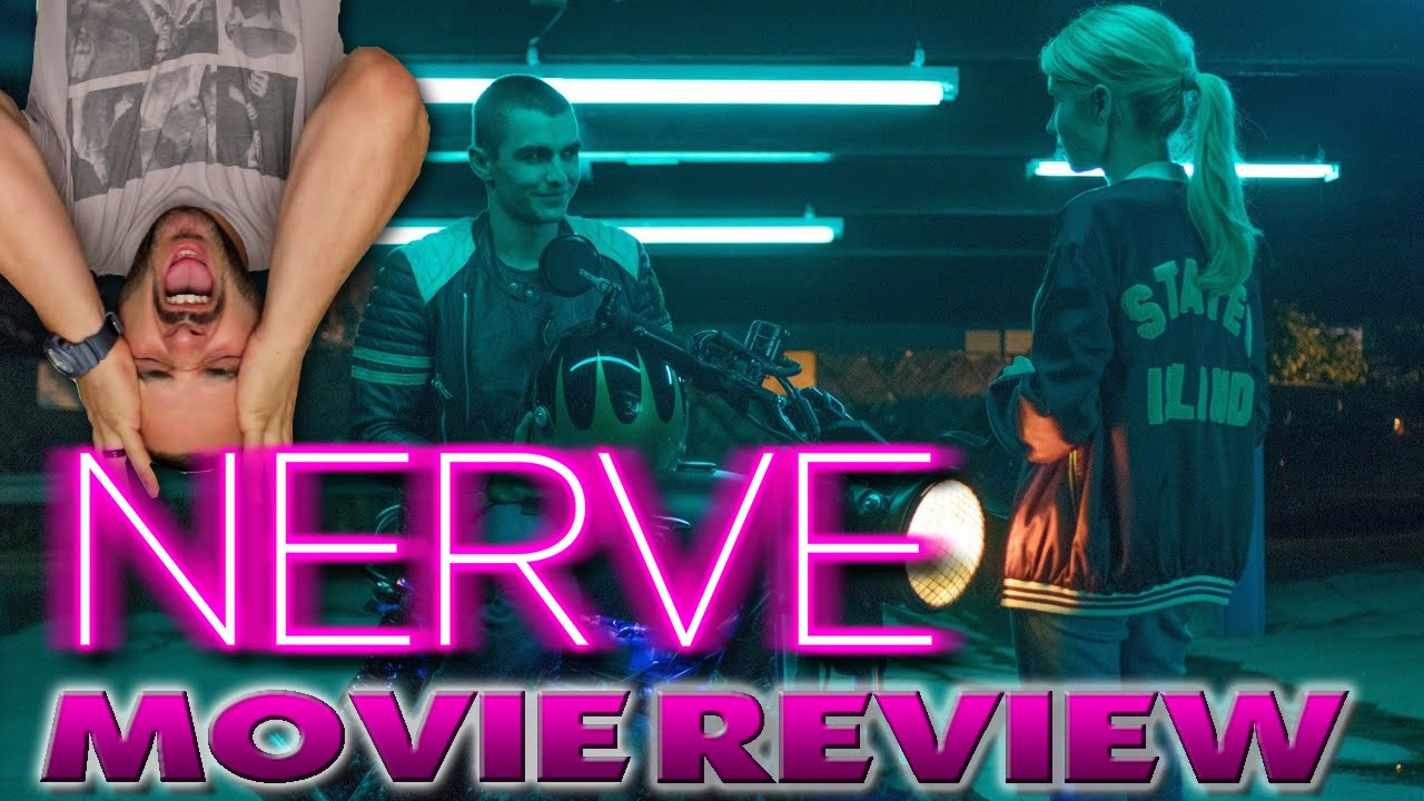 Nerve | Movie Review - YouTube