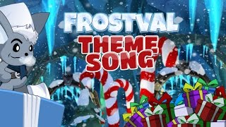 """Frozen Heart"" - Frostval Theme Song (2016) FULL AdventureQuest Worlds/3D"