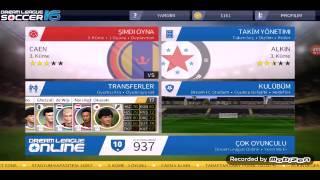 Dream league soccer 2016 takım adını değiştirme