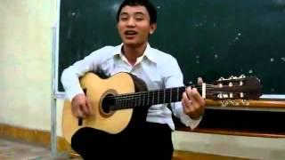 Mặt giời bé con - Văn Anh Guitar - Bách Khoa HN