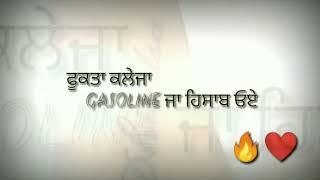 9 To 5 Gagan Kokri Song WhatsApp Status.......