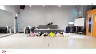 Video Yuehua Entertainment trainee [Justin, Ahn Hyungseob, Lee Euiwoong,Jung Jung] Dance Practice. download MP3, 3GP, MP4, WEBM, AVI, FLV Agustus 2018