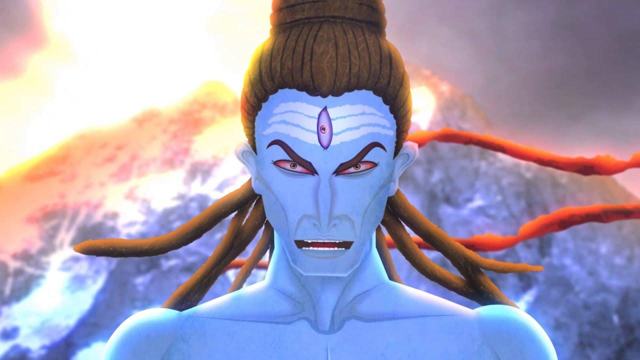 Shiva Animated Wallpaper Hd Shiva The Destroyer Youtube