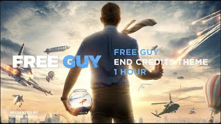 Mariah Carey - Fantasy - 1 Hour - (Free Guy End Credits Song)