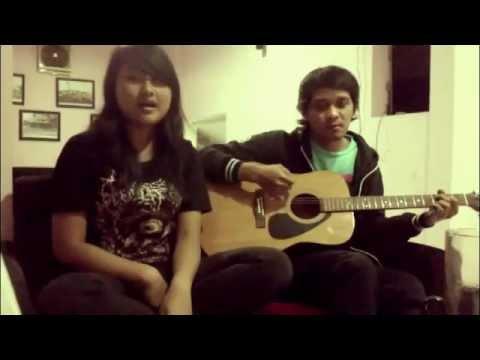 Mbott Carolline ft. Wesnu TheOverture - Hujan (Utopia Acoustic Cover)