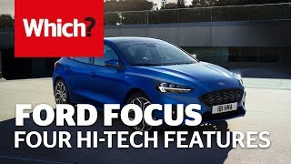 2018 Ford Focus features - It's all about the tech