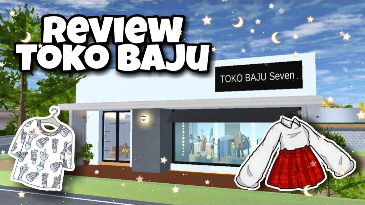Download Review Toko Baju Simple   Sakura School Simulator
