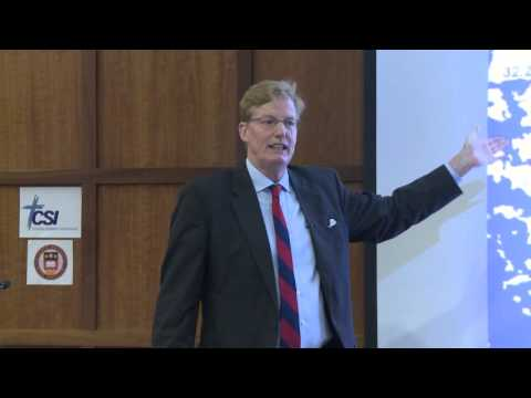 Prof. Joshua Landis: ISIS, Christians, and National Identity in the Middle East