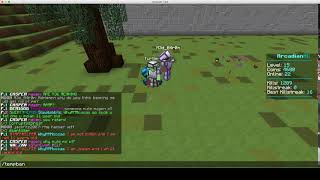 R3d B4r0n | KitPvP | Hacked Client | evidence | april 23