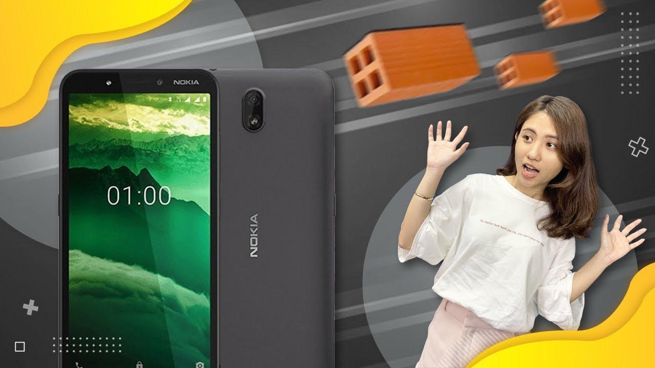 Đánh giá Nokia C1: 2020 còn sử dụng điện thoại 1 TRIỆU?