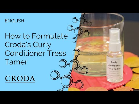 How To Enhance Your Natural Curls - A Formulation By Croda
