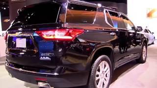 2018 Chevrolet Traverse Special Edition Walkaround Look in HD