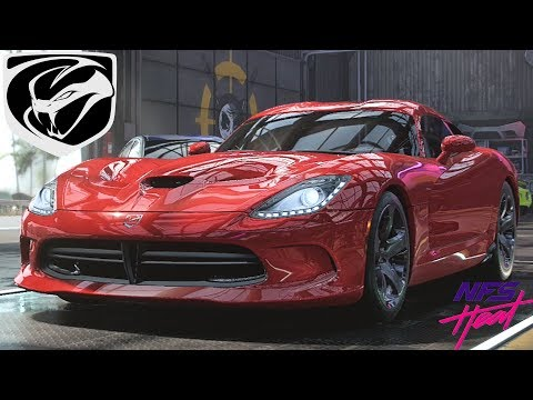 Need For Speed Heat - Dodge Viper GTS - Customization, Review, Top Speed