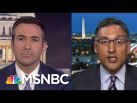 'The Law Is Going To Come After Him': Obama Lawyer Warns 'Lawless' Trump After Pardons | MSNBC