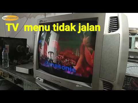 Tv Panasonic Menu Tidak Jalan