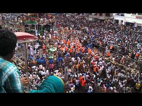 Rathayatra Live, PURI, Orissa.mp4
