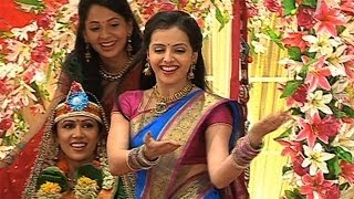 "Watch Astha and Shlok Performing on ""Navrai Majhi Navsachi"""