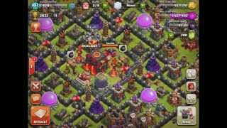 Clash of Clans: Replays #3 ft. Lord Leoncini (Hogs Are Sh*t Now)