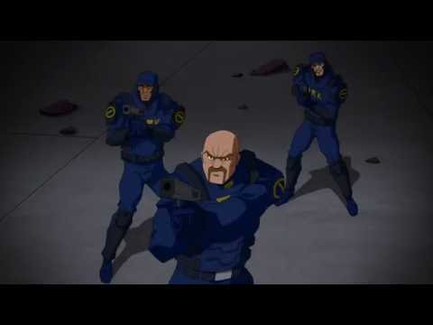《DC漫畫︰無限蝙蝠俠 - 戰甲對巨物》DVD‧clickplay app 即將推出 - YouTube