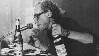 Charles Bukowski - Music by Johnny Cash (Mercy Seat)