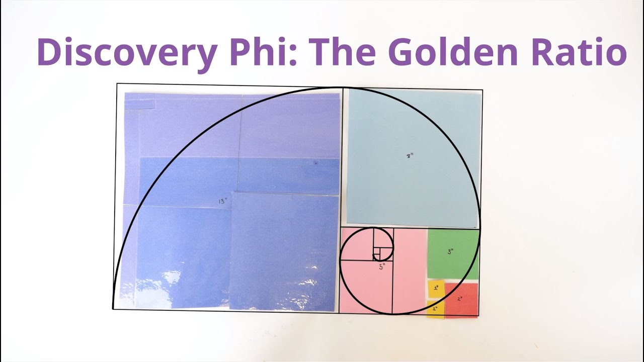 hight resolution of Discovering Phi: The Golden Ratio - Activity - TeachEngineering