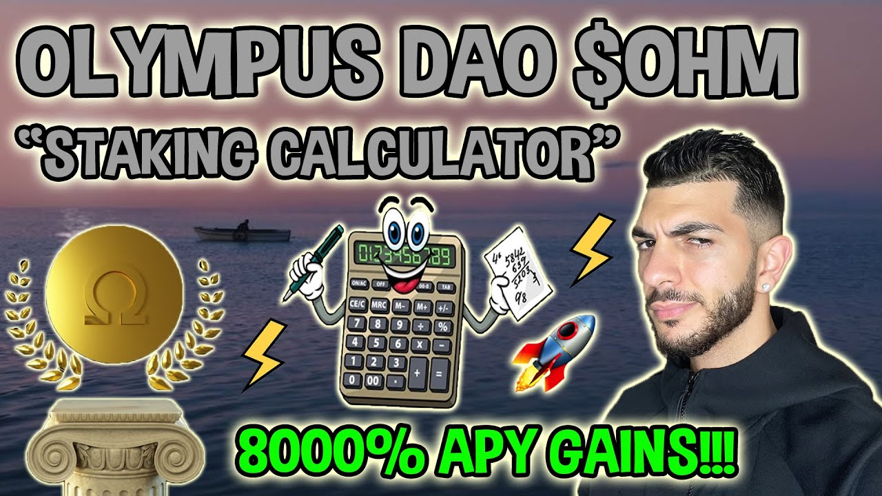 Download OLYMPUS DAO CALCULATOR - $OHM STAKING - CRYPTO PASSIVE INCOME (3,3)