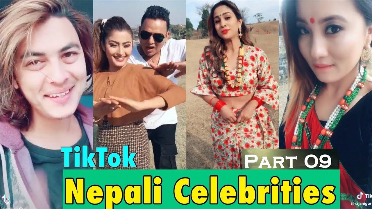Tik Tok Funny Video India Nepal Nepali Song Hindi Song Funny Video Charvi Dutta Megan Bhattar By Jokes Video