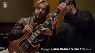 Mayones Jabba Hadrien Feraud 5 Signature Bass