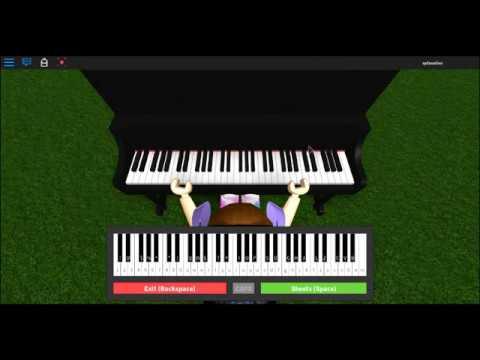 Roblox Piano Pokemon Theme Song Youtube