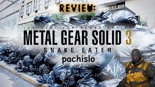 Review: Metal Gear Solid 3 Pachislots